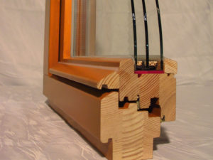 Профиль деревянный