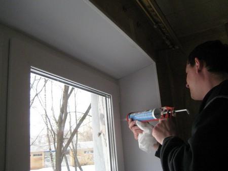 Жидкий клей для пластиковых окон Космофен